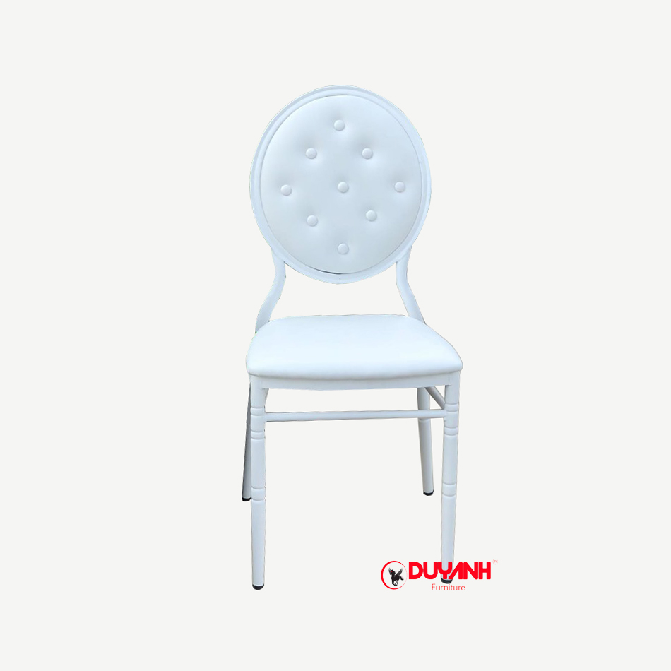Ghế Louis lưng tròn