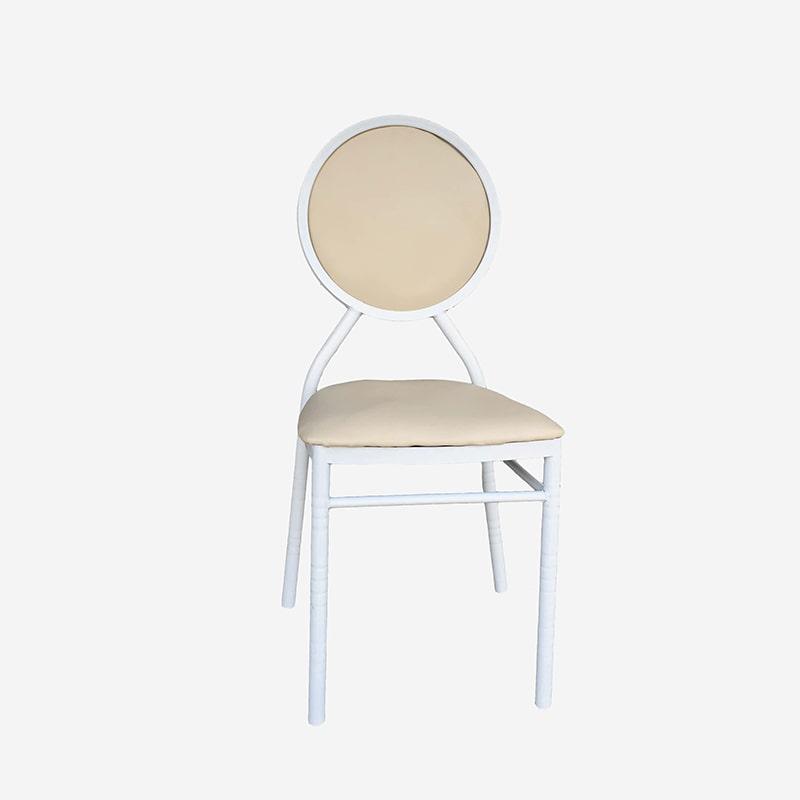 Ghế lưng tròn | Ghế nhà hàng tiệc cưới