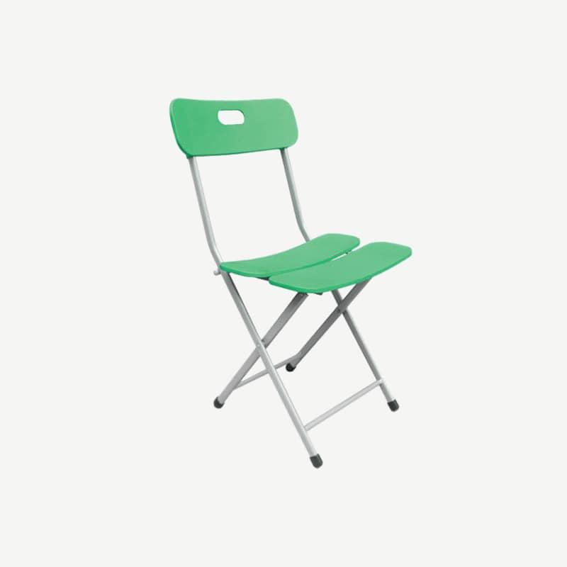 Ghế sắt 3 mảnh | Ghế 3 lá