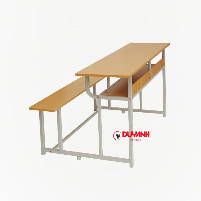 Bàn ghế cấp 3 hs không tựa - BGHS:07